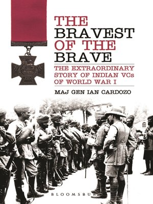 cover image of The Bravest of the Brave