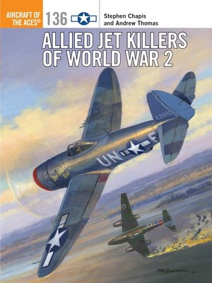 cover image of Allied Jet Killers of World War 2