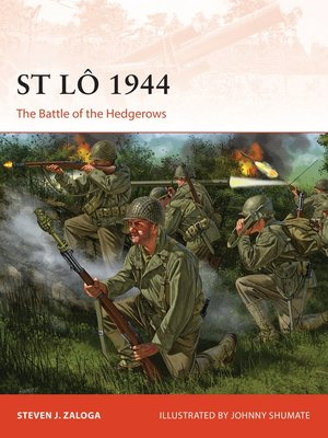 cover image of St Lô 1944