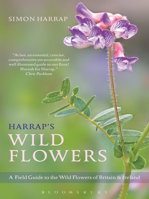 cover image of Harrap's Wild Flowers