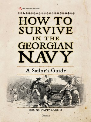 cover image of How to Survive in the Georgian Navy
