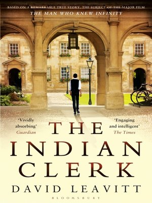 cover image of The Indian Clerk