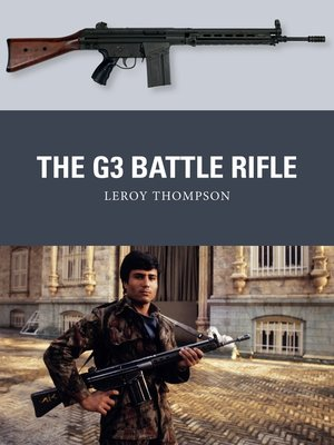cover image of The G3 Battle Rifle