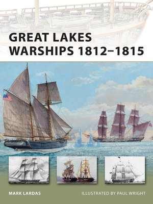cover image of Great Lakes Warships 1812-1815