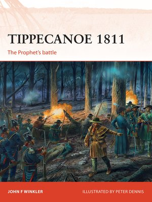 cover image of Tippecanoe 1811