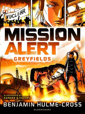 cover image of Mission Alert: Greyfields
