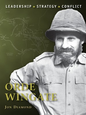 cover image of Orde Wingate