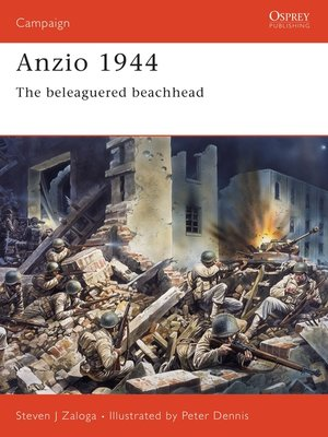 cover image of Anzio 1944