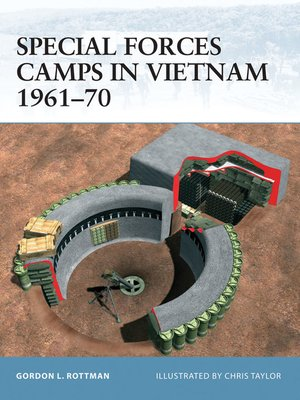 cover image of Special Forces Camps in Vietnam 1961-70