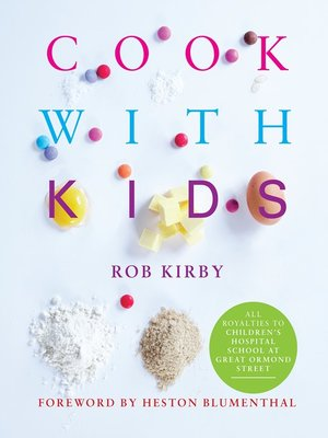 cover image of Cook with Kids