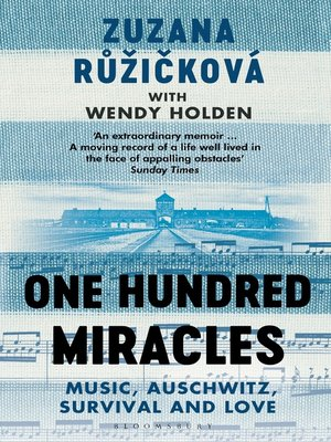 cover image of One Hundred Miracles