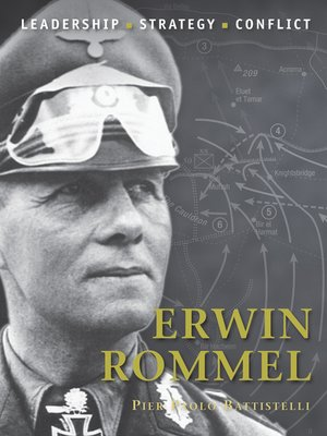 cover image of Erwin Rommel