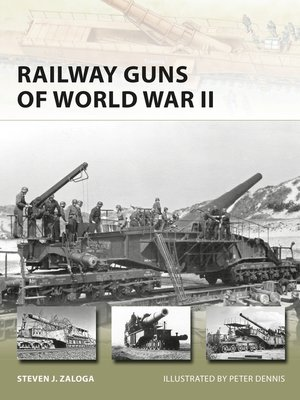 cover image of Railway Guns of World War II
