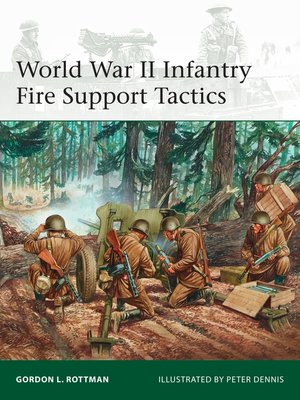 cover image of World War II Infantry Fire Support Tactics