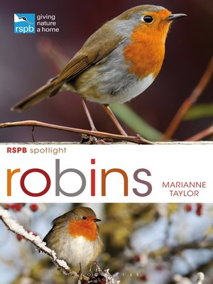 cover image of RSPB Spotlight