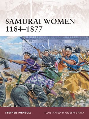 cover image of Samurai Women 1184-1877