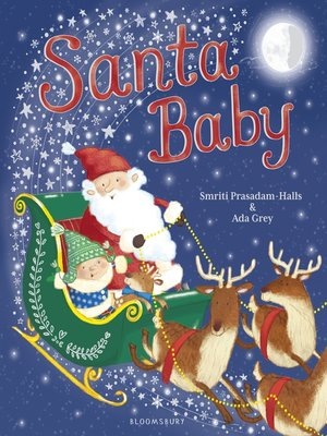 cover image of Santa Baby