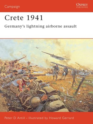 cover image of Crete 1941