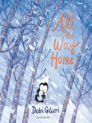 cover image of All the Way Home