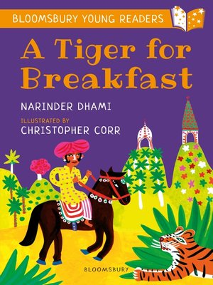 cover image of A Tiger for Breakfast