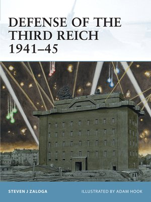 cover image of Defense of the Third Reich 1941–45