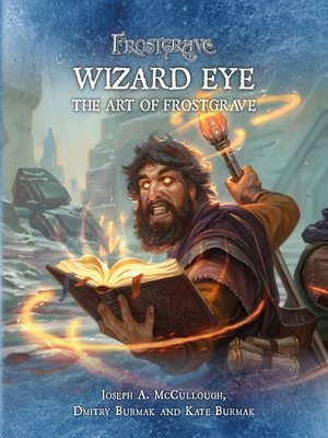 cover image of Wizard Eye: The Art of Frostgrave