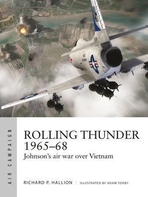 cover image of Rolling Thunder 1965–68