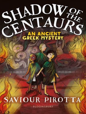 cover image of Shadow of the Centaurs