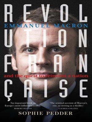 cover image of Revolution Française