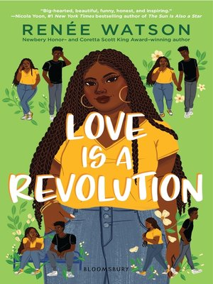 cover image of Love Is a Revolution