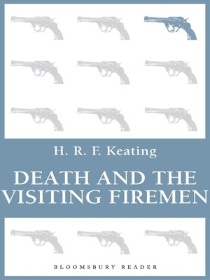 cover image of Death and the Visiting Firemen