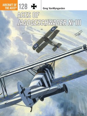 cover image of Aces of Jagdgeschwader Nr III