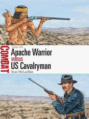 cover image of Apache Warrior vs US Cavalryman