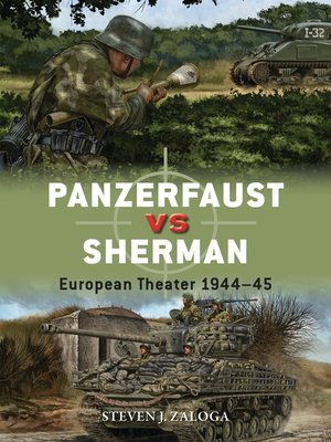 cover image of Panzerfaust vs Sherman