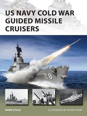 cover image of US Navy Cold War Guided Missile Cruisers