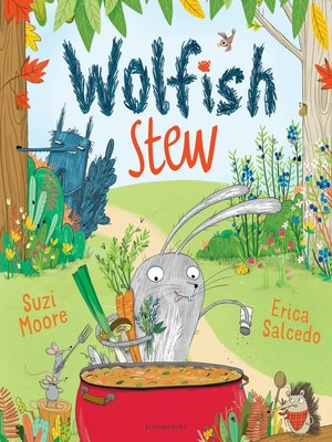 cover image of Wolfish Stew