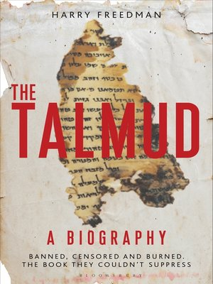 cover image of The Talmud