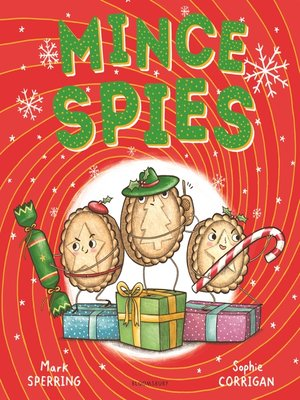 cover image of Mince Spies