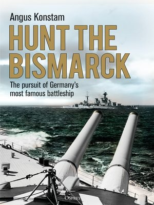 cover image of Hunt the Bismarck