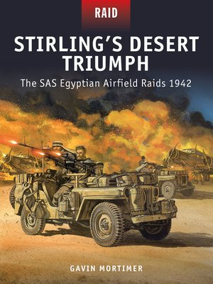 cover image of Stirling's Desert Triumph
