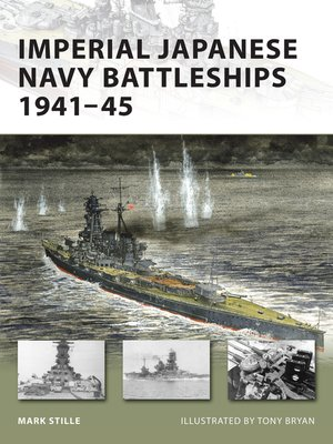 cover image of Imperial Japanese Navy Battleships 1941-45