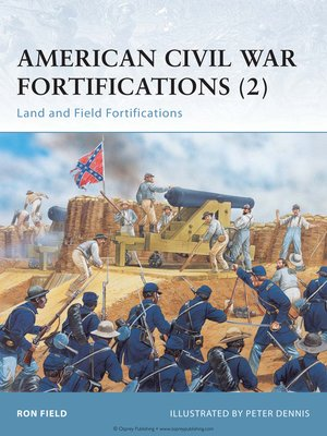 cover image of American Civil War Fortifications (2)