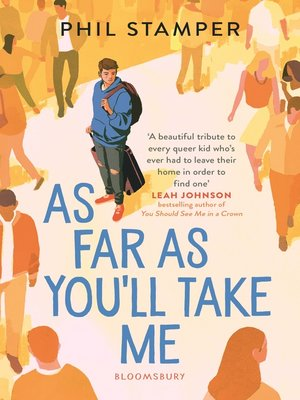 cover image of As Far as You'll Take Me