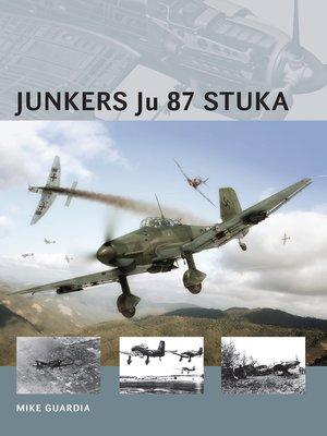 cover image of Junkers Ju 87 Stuka