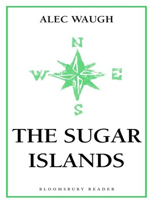 cover image of The Sugar Islands
