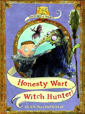 cover image of Honesty Wart