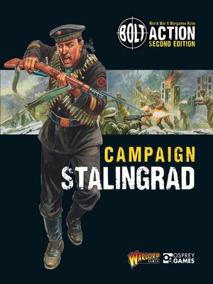 cover image of Campaign: Stalingrad