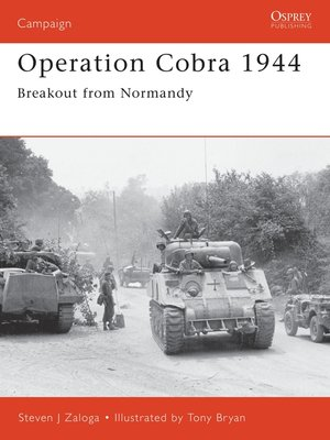 cover image of Operation Cobra 1944