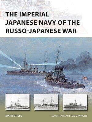 cover image of The Imperial Japanese Navy of the Russo-Japanese War