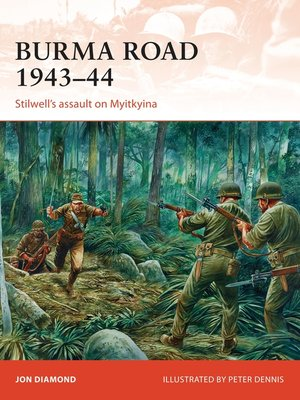 cover image of Burma Road 1943–44